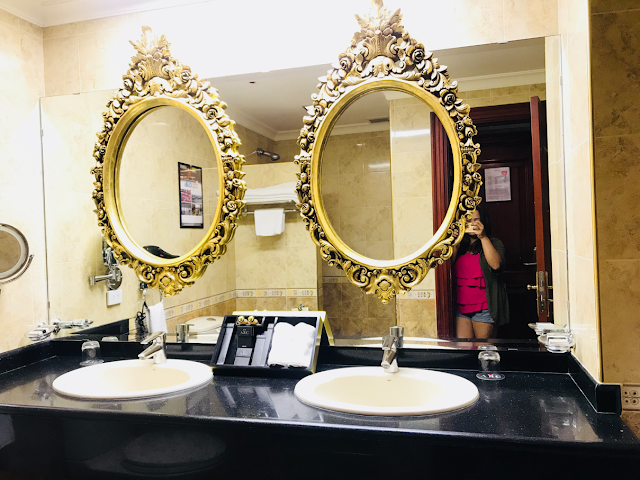 ABC Hotel Angeles City Bathroom