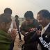 Biplav being brought to Kathmandu