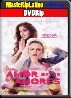 Amor de mis amores (2014) DVDRip Español Latino