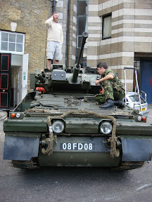 The Honourable Artillery Open House, London, England