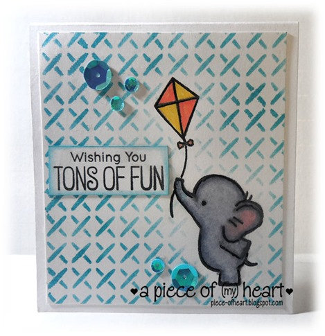 Tons Of Fun-mixed media_apieceofheartblog