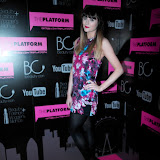 WWW.ENTSIMAGES.COM -   Lilah Parsons  at     BeautyCon - afterparty Home House, 20 Portman Square, London February 18th 2013                                                    Photo Mobis Photos/OIC 0203 174 1069