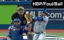 Hit by Pitch, Foul, or Ball (No Contact with Hitter)
