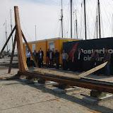 Wurkgroep Maritime Skiednis in Harlingen, 20 mei 2011