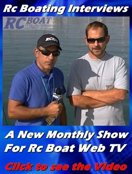 Rc Boating Intreviews