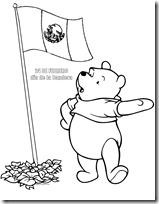 bandera mexico winnie the pooh 1