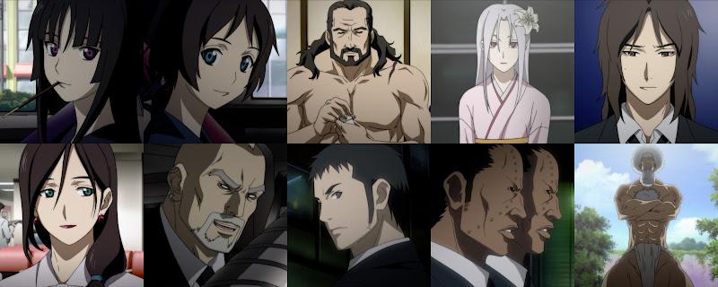 ga-rei zero characters