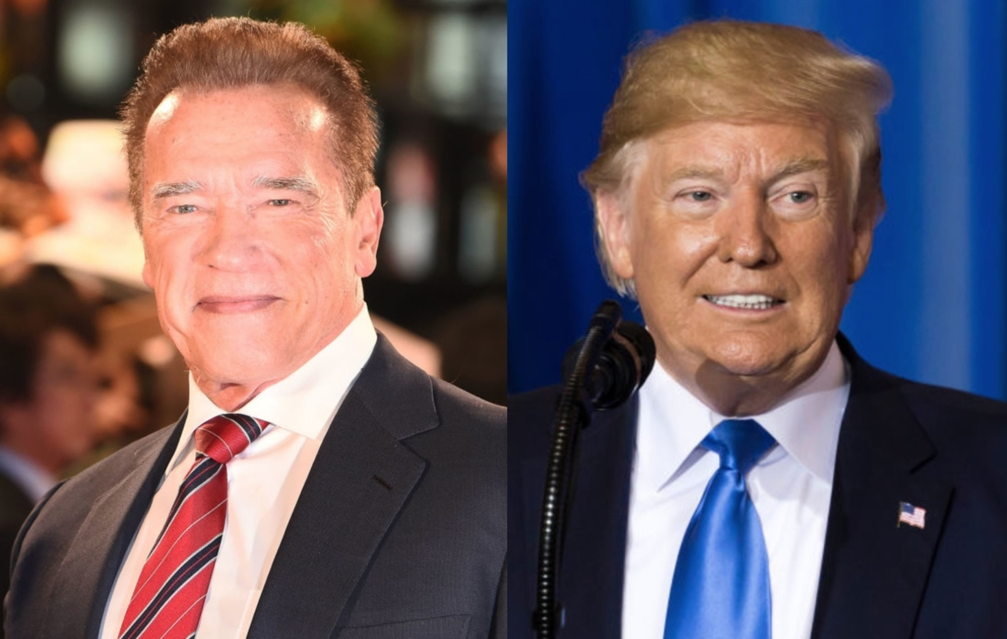 Trump will be remembered as worst president in history- Arnold Schwarzenegger says as he rebukes the US President and compares Capitol riot to Kristallnacht (video)