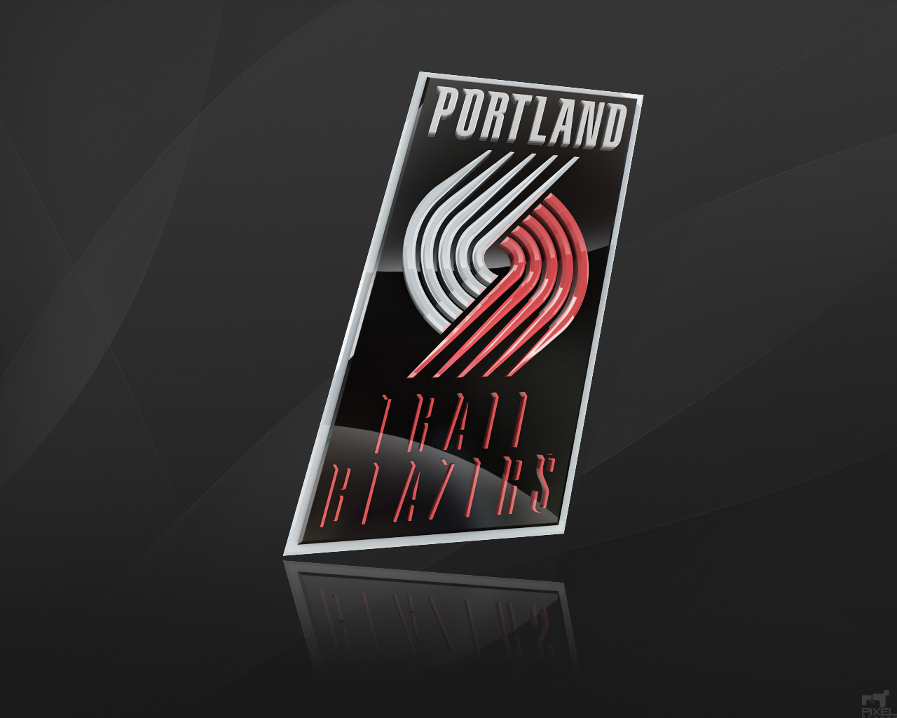 History Of All Logos All Portland Trail Blazers Logos