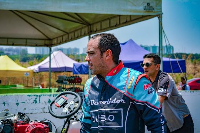 RAFAEL LUCENA| Roraimense disputará o Brasileiro de Kart 2020