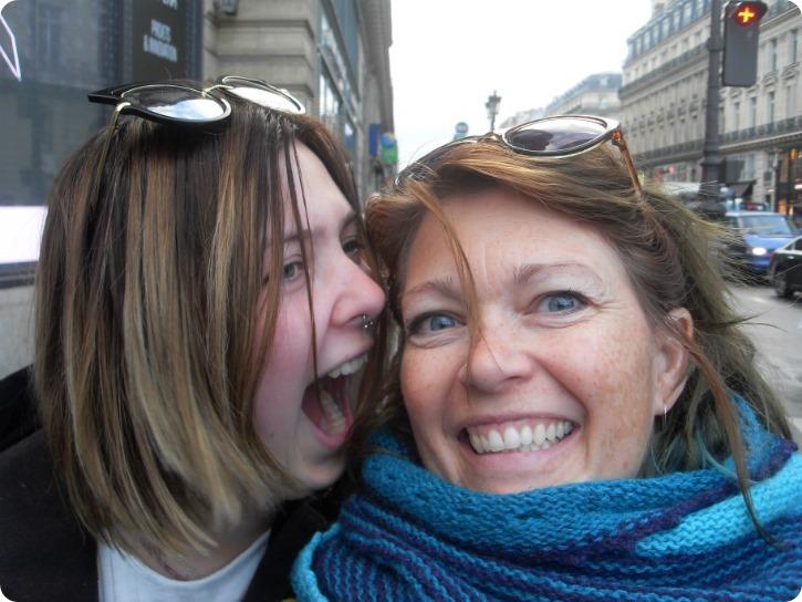 To tosser i Paris
