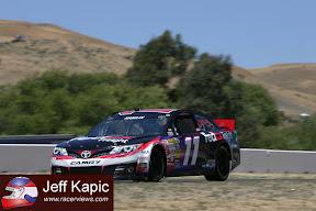 NASCAR at Sonoma 6/13