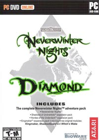 Neverwinter Nights: Diamond - Cheats-Walkthrough By Steven Conover
