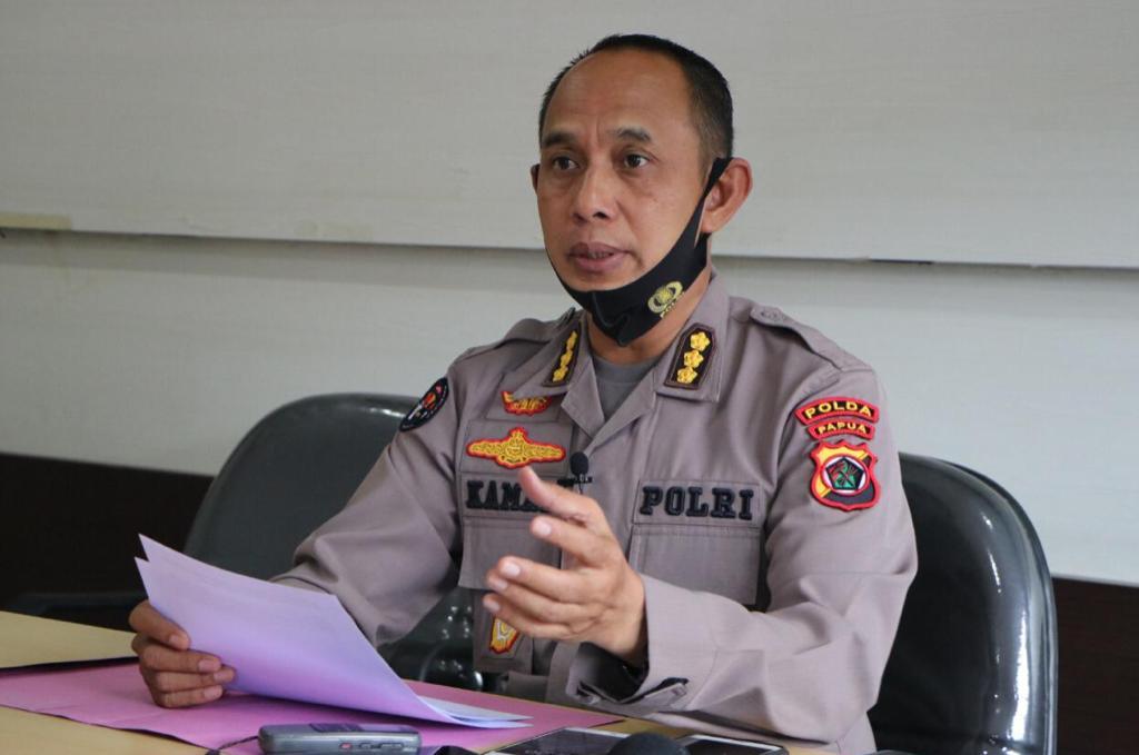 Polda Papua Dalami Perkembangan Penanganan Kasus Video Mesum Yang Beredar di Medsos Di Timika