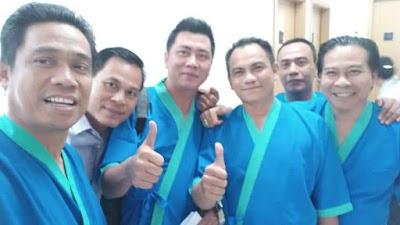 Perdana, Anggota DPRD Kapuas Cek Kesehatan