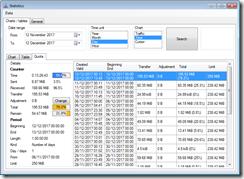 NetTraffic برنامج عربي مجانى لقياس سرعة الإنترنت واستهلاك الباندويث -4