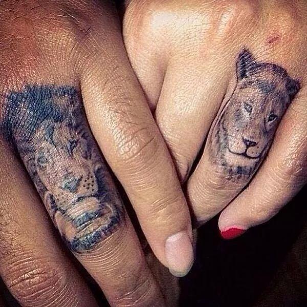 casamento_bandas_correspondentes_tatuagens