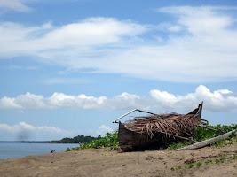 Boat in Madagascar