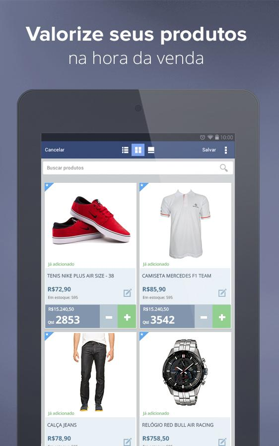 Meus Pedidos - força de vendas- screenshot