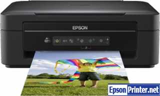 Download EPSON XP-205 207 Series 9 printer driver & set up without installation DVD