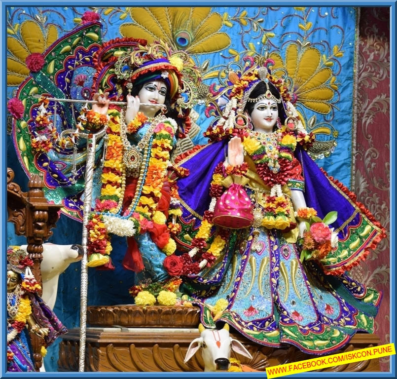 ISKCON Pune Camp Deity Darshan 05 Jan 2017 (11)