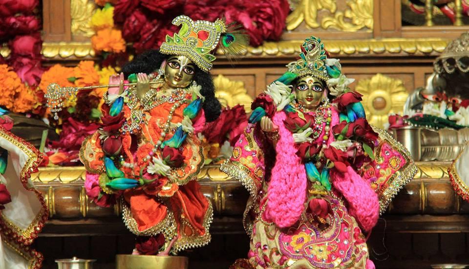 ISKCON Delhi Deity Darshan 08 Jan 2017 (12)
