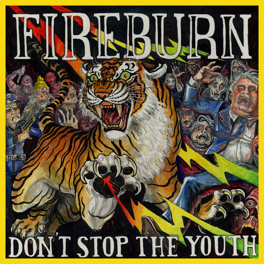 """Fireburn """"Don't Stop The Youth"""""""
