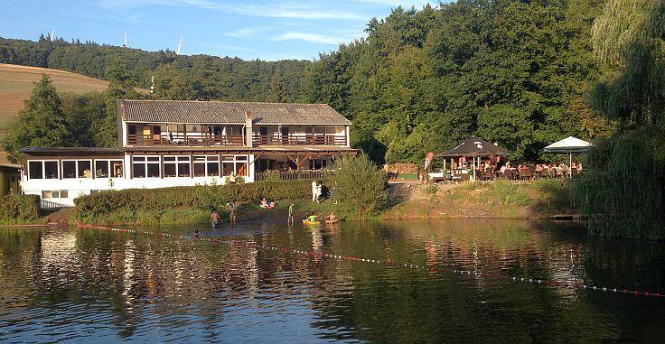 Campingplatz Donnersberg bei Gerbach
