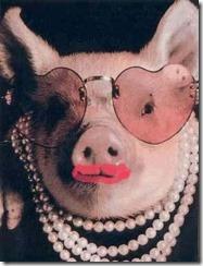 Piggy w lipstick-8x6