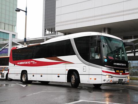 西東京バス「ハローブリッジ号」 DH21072