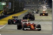 Le modifiche la regolamento di F1