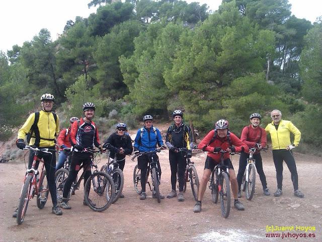 Bici y Almuerzo, Invierno de 2011