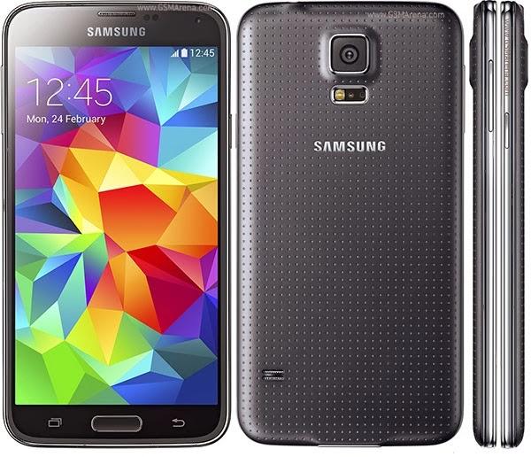 Samsung Galaxy S5 - Spesifikasi Lengkap dan Harga - Ponsel kaya Fitur