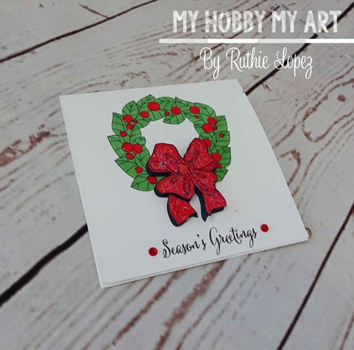Christmas-wreath-christmas-card--crafty-sentiments-designs-Ruth-Lopez-My-Hobby-My-Art-3