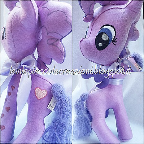 Mio little pony _feltro