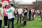 Pre-Procession Gathering
