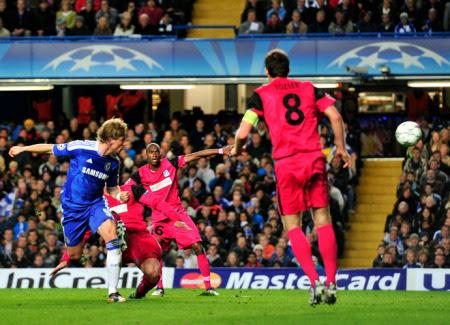 Torres, Chelsea - Racing Genk