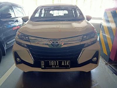 Megahrental sewa Toyota Avanza