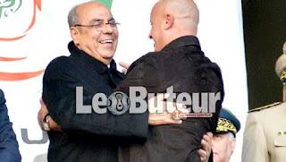 MCA : Ghrib sollicitera Raouraoua pour annuler le huis-clos face à l'USMA