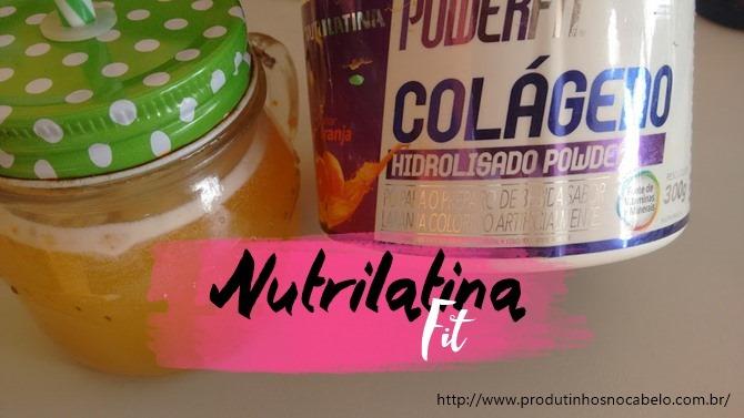 nutrilatina power fit colágeno