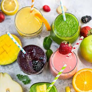 5 Healthy & Delicious Detox Smoothies.