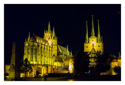 Nachtwächterführung - Erfurt - Der Dom