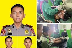 "Anggota Brimob yang Gugur Ditembak KKB Ternyata akan Menikah Selepas Tugas di Papua.""Sempat Minta di Do'akan Agar Selamat"