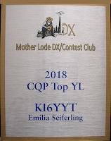KI6YYT CQP Top YL