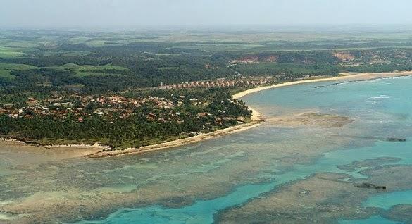Férias em Paripueira, Alagoas, Brasil