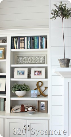 shelf filler ideas