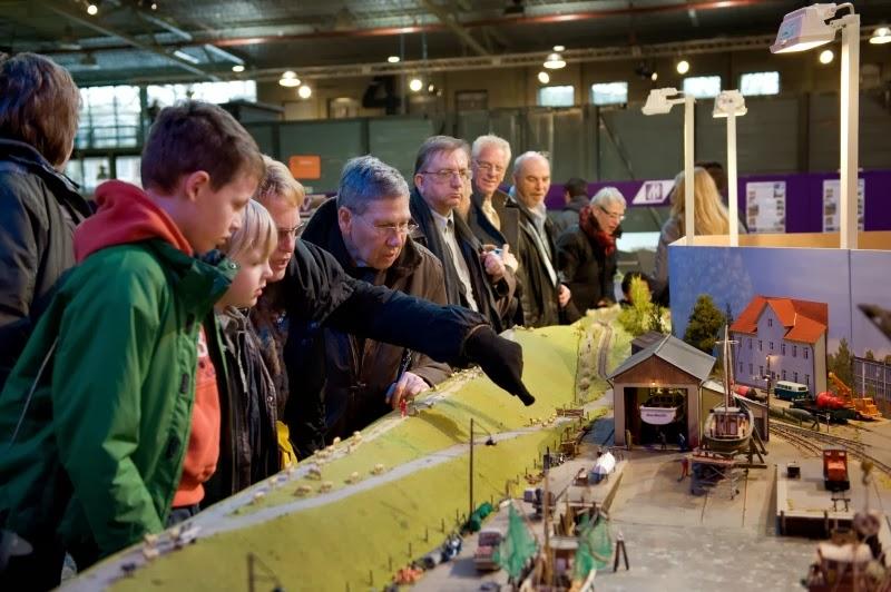 Spoorwegmuseum modelspoorbanen