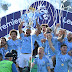 Manchester City defy rivals Liverpool to win Premier League again