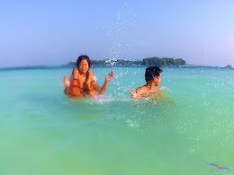 family trip pulau harapan, 1-2 agustus 2015 gopro 48