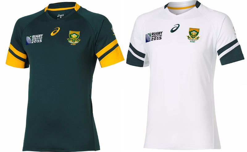 5951a0414d7 Rugby World Cup 2015 Jerseys - Official Kits Released
